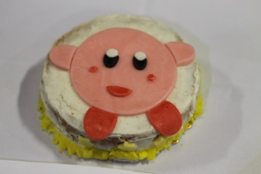 Kirby Cake! (In the kids' division)