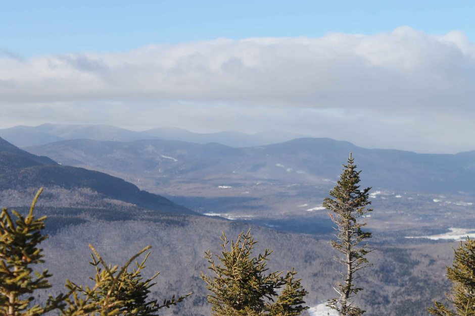 white mountains, views, beautiful, hiking